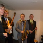 Brubecks Play Brubeck - dressing room