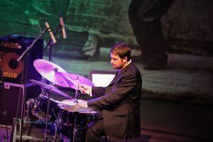 Wesley Gibbens drum solo