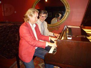 Chris Duigan & Darius Brubeck