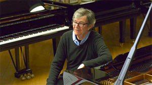 Darius Brubeck teaches harmony